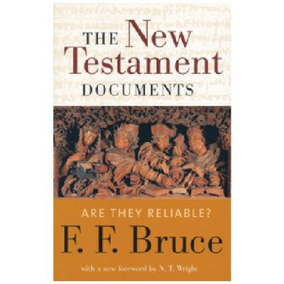 "<span itemprop=""name"">The New Testament Documents: Are They Reliable?</span>"
