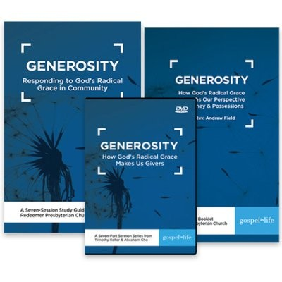 "<span itemprop=""name"">Generosity: Responding to God&#8217;s Radical Grace in Community Kit</span>"