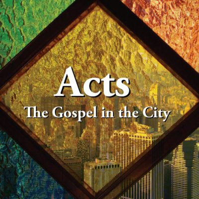 "<span itemprop=""name"">Acts: The Gospel in the City</span>"