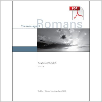 """<span itemprop=""""name"""">Romans: A Study Course in the Gospel &#8211; Group Study PDF Download</span>"""