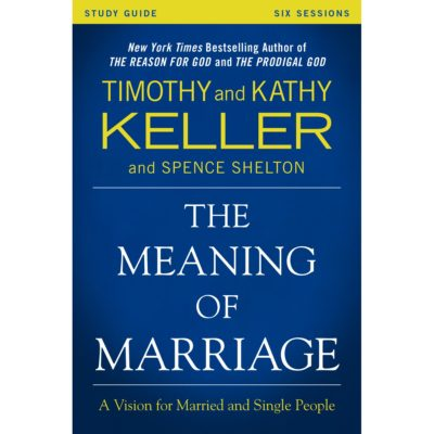 "<span itemprop=""name"">The Meaning of Marriage Study Guide with DVD</span>"