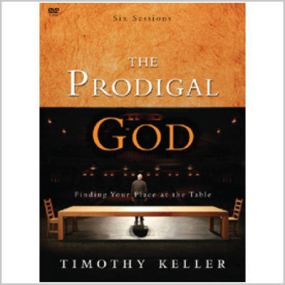 "<span itemprop=""name"">The Prodigal God Study Guide with DVD</span>"