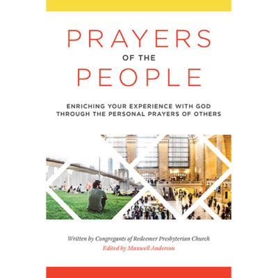 """<span itemprop=""""name"""">Prayers of the People: Enriching Your Experience With God through the Personal Prayers of Others</span>"""