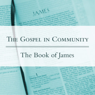 "<span itemprop=""name"">The Gospel in Community: The Book of James</span>"
